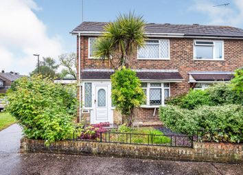 Thumbnail 3 bed semi-detached house for sale in Blackfold Road, Crawley