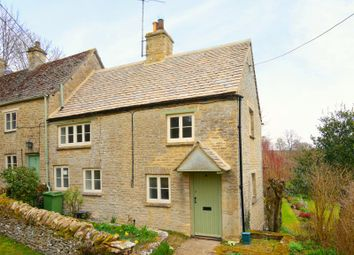 Thumbnail 2 bed semi-detached house to rent in Eastleach, Cirencester
