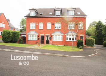 Thumbnail 3 bed town house to rent in Mons Close, Newport