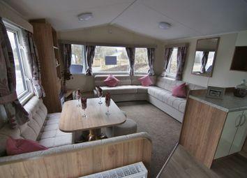 Thumbnail 2 bed mobile/park home for sale in Borwick Lakes, Borwick Lane, Carnforth
