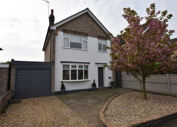 Thumbnail 3 bed detached house for sale in Bidford Road, Leicester, Leicestershire
