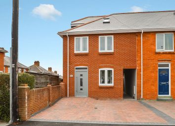 Thumbnail 3 bed terraced house for sale in Kitchener Road, Weymouth