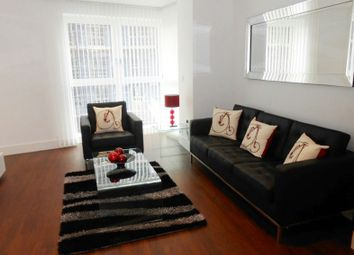 Thumbnail 2 bed flat to rent in Finsbury Court, Queensland Terrace, Islington