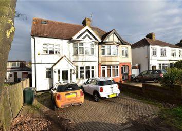 Thumbnail 4 bedroom semi-detached house for sale in Princes Road, West Dartford, Kent