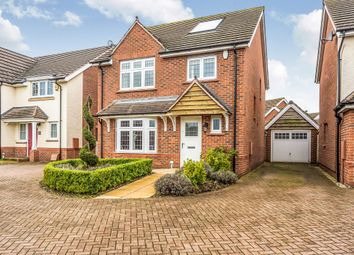 Thumbnail 4 bedroom detached house for sale in Upper Church Lane, Tipton