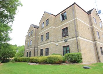 Thumbnail 2 bed flat for sale in Mereside, Waterloo, Huddersfield, West Yorkshire