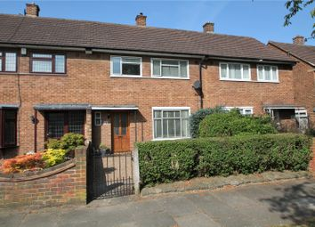 Thumbnail 3 bed terraced house for sale in Keightley Drive, London
