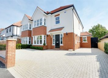 Thumbnail 5 bed semi-detached house for sale in Somerville Gardens, Leigh On Sea, Essex