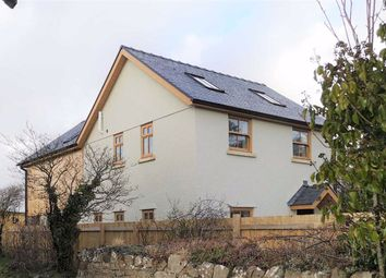 Thumbnail 3 bed detached house for sale in (Sound Of The Sea), Oxwich Green, Swansea, Swansea