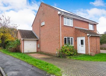 Thumbnail 3 bed semi-detached house for sale in Lee Avenue, Abingdon