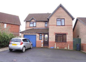 Thumbnail 4 bed detached house for sale in Windsor Lane, Gillingham