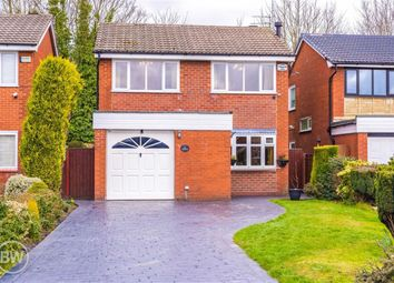 Thumbnail 3 bed detached house for sale in Riversmeade, Leigh, Lancashire
