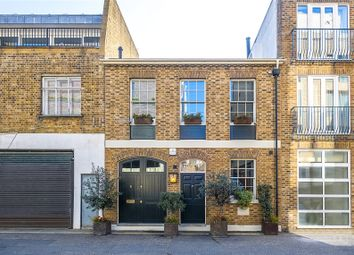 Burrows Mews, London SE1. 2 bed mews house for sale