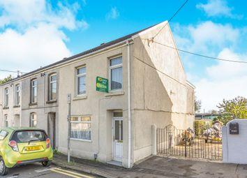 Thumbnail 3 bedroom end terrace house for sale in West Street, Gorseinon, Swansea