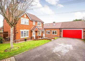 5 bed detached house for sale in Bisham Park, Sandymoor, Runcorn WA7