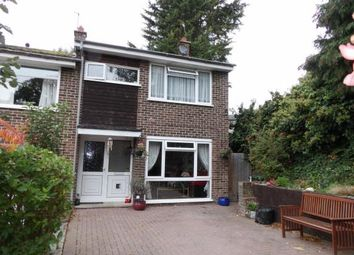 Thumbnail 3 bed end terrace house for sale in Stansted Close, Billericay