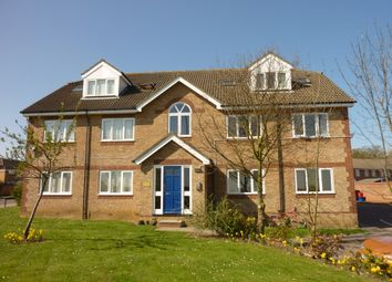 Thumbnail 2 bed flat to rent in Keller Close, Stevenage