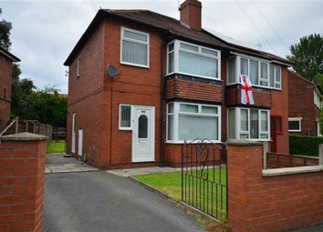 Thumbnail 2 bed semi-detached house to rent in Roslyn Road, Edgeley, Stockport, Greater Manchester