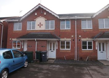 Thumbnail 2 bed property to rent in Moat House Way, Conisbrough, Doncaster
