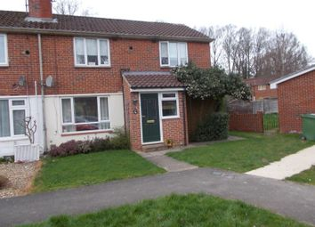 Thumbnail 2 bed terraced house to rent in Coopers Lane, Bramley, Tadley