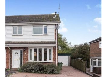 3 bed semi-detached house for sale in Holborn View, Codnor DE5