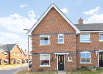 Thumbnail 3 bed end terrace house to rent in Whitethorn, Shinfield