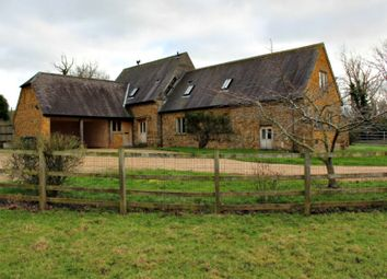 Thumbnail 4 bed barn conversion to rent in Little Dasset, Little Dasset