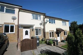 Thumbnail 2 bedroom terraced house to rent in Nash Way, Coleford
