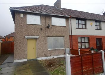 Thumbnail 3 bed end terrace house for sale in Scarisbrick Drive, Walton, Liverpool