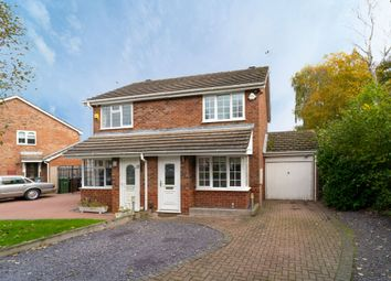 Thumbnail 2 bed semi-detached house for sale in Deanbrook Close, Shirley, Solihull