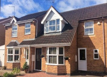 Thumbnail 3 bed semi-detached house for sale in Tewkesbury Close, Northampton