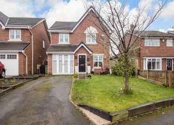 Thumbnail 4 bed property for sale in Churton Grove, Standish, Wigan