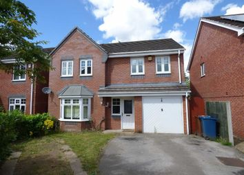 Thumbnail 4 bed detached house for sale in Bluebell Close, Tittensor, Stoke-On-Trent