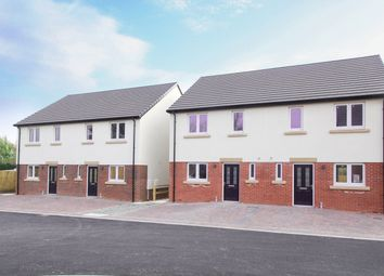 Thumbnail 3 bed semi-detached house for sale in Dale Meadows, Cummersdale, Carlisle