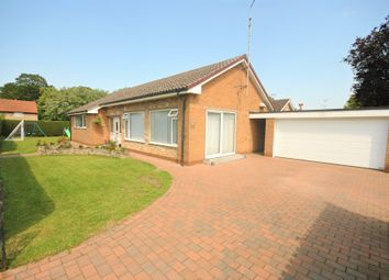Thumbnail 2 bed detached bungalow for sale in York Road, Tickhill, Doncaster
