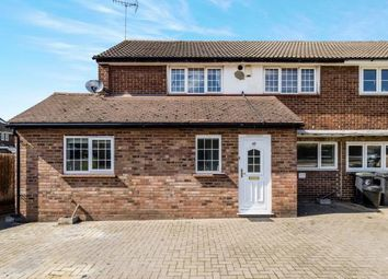 Thumbnail 3 bed semi-detached house for sale in Abridge, Romford, Essex
