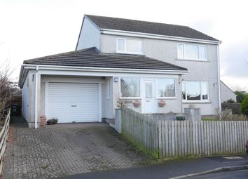 Thumbnail 4 bed detached house for sale in 13 Station Crescent, Beckermet, Cumbria