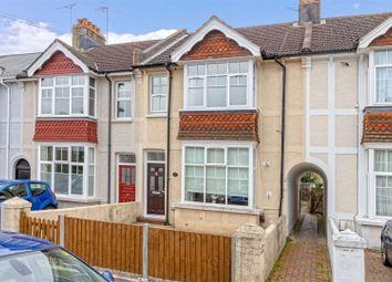 Thumbnail Flat to rent in Canterbury Road, Worthing