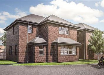 Thumbnail 4 bed detached house for sale in Robins Lane, St. Helens