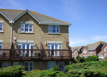 Thumbnail 4 bed end terrace house to rent in Dowman Place, Weymouth, Dorset