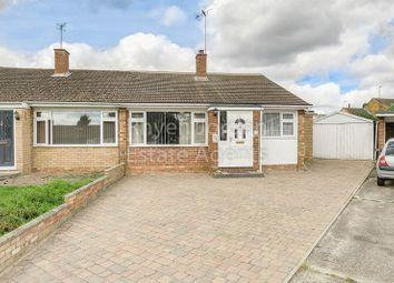 Thumbnail 3 bed semi-detached bungalow for sale in Roche Gardens, Bletchley, Milton Keynes