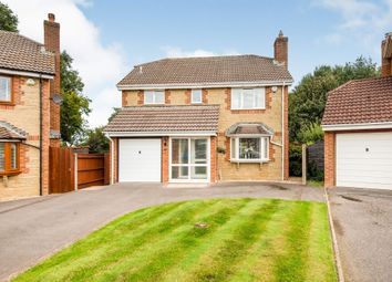 Thumbnail 4 bed detached house for sale in Watercombe Heights, Yeovil