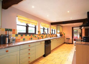 Thumbnail 4 bed detached house to rent in Bennetts Lane, Trash Green, Burghfield, Reading