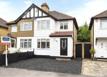 Thumbnail 3 bed semi-detached house for sale in Weald Road, Hillingdon, Middlesex