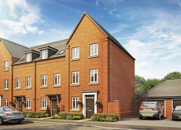 "Thumbnail 3 bed end terrace house for sale in ""Cannington"" at Sir Williams Lane, Aylsham, Norwich"