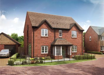 Thumbnail 4 bed detached house for sale in Church Road, Bishopstoke, Eastleigh, Hampshire