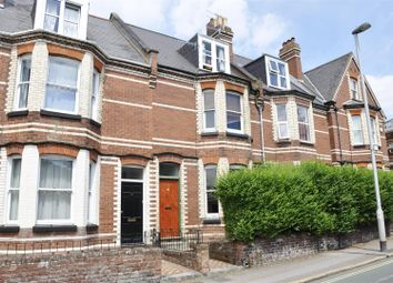 Thumbnail 1 bedroom flat to rent in Magdalen Road, St. Leonards, Exeter