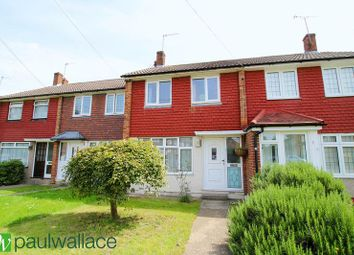 Thumbnail 3 bed terraced house for sale in Rainer Close, Cheshunt, Waltham Cross