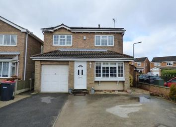 Thumbnail 4 bed detached house for sale in Fairways Drive, Kirkby-In-Ashfield, Nottingham