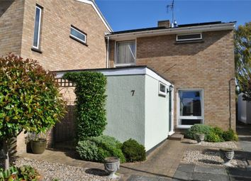 Thumbnail 3 bed end terrace house for sale in Pan Walk, Chelmsford, Essex